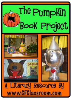 pumpkin book project