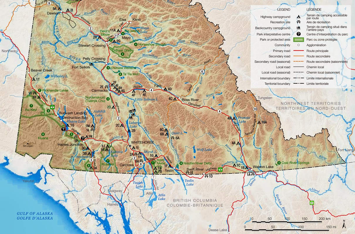 Northwest explorer southern yukon road trip 2013 alaska highway 1 sciox Image collections