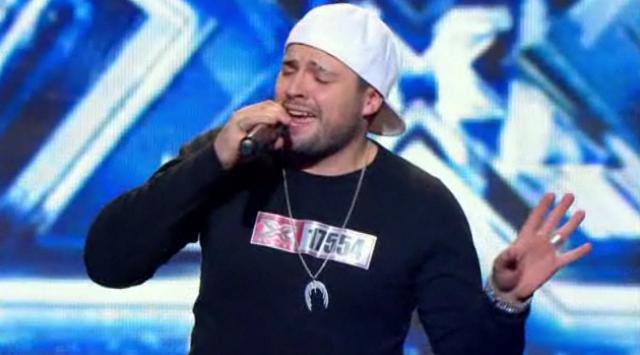 Daniel Barbosa reprend James Brown à X Factor