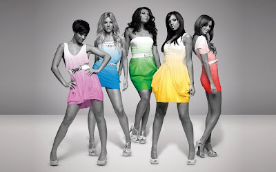 The saturdays band girls