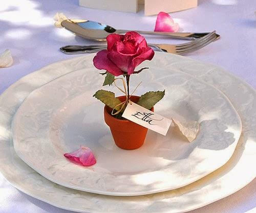 Imagens De Arranjos De Flores Artificiais Para Mesa - Flores para Casamento: Guia de como escolher, fotos e