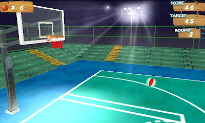 Basketball 3d APK Sports Games