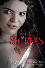 Maid of Secrets Blog Tour Host