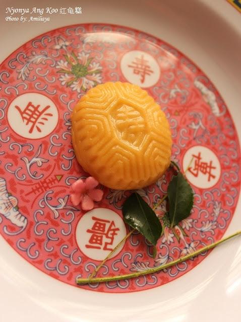 Nyonya Ang Koo cake