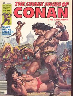 Sexismo en los Cómics, por Alan Moore 2 (de 3) Conan