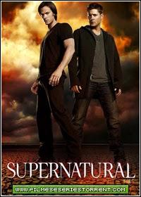 Supernatural 1ª à 8ª Temporada Dublado Torrent (2005-2012)