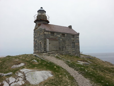 Granite Lighthouse, Rose Blanche, Newfoundland