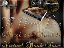 The Pleasure Room by D.N. Simmons