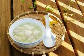 Vietnamese Taro Sweet Soup