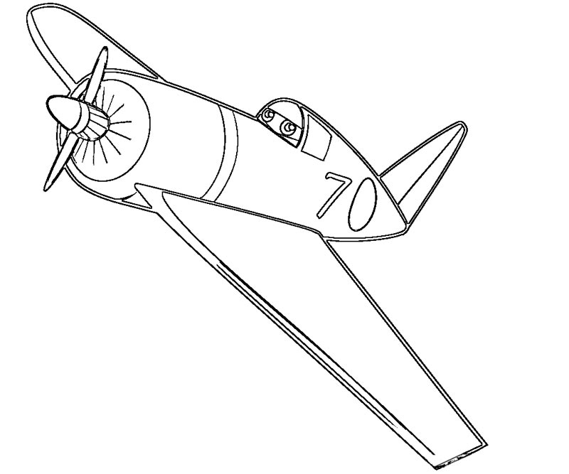 planes coloring pages - crop duster planes coloring coloring pages