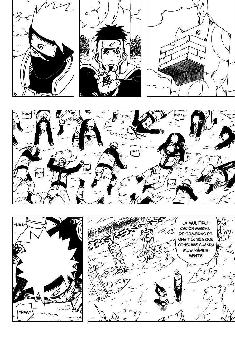 Naruto Shippuden Manga 322