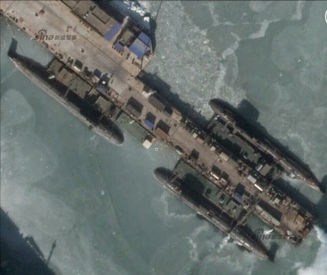Type 093G  SSN