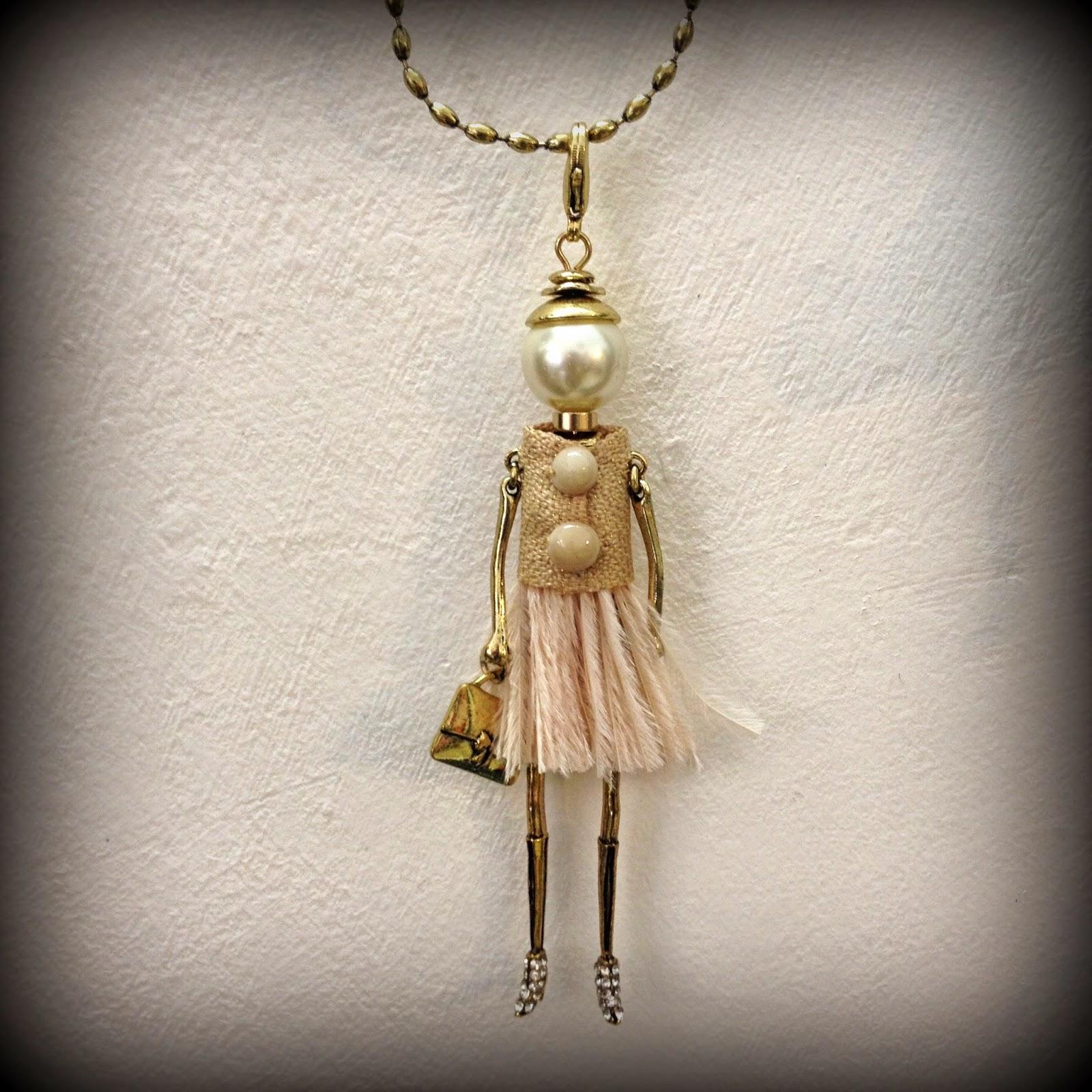 Famoso V I A V A I . Move your style.: Le collane bambolina di LOL Bijoux! KS77