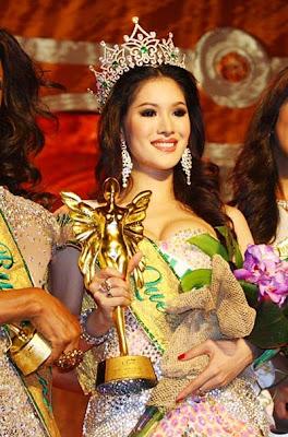 7 Transgender Tercantik di Asia