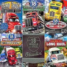 18 Wheels of Steel - Haulin Game