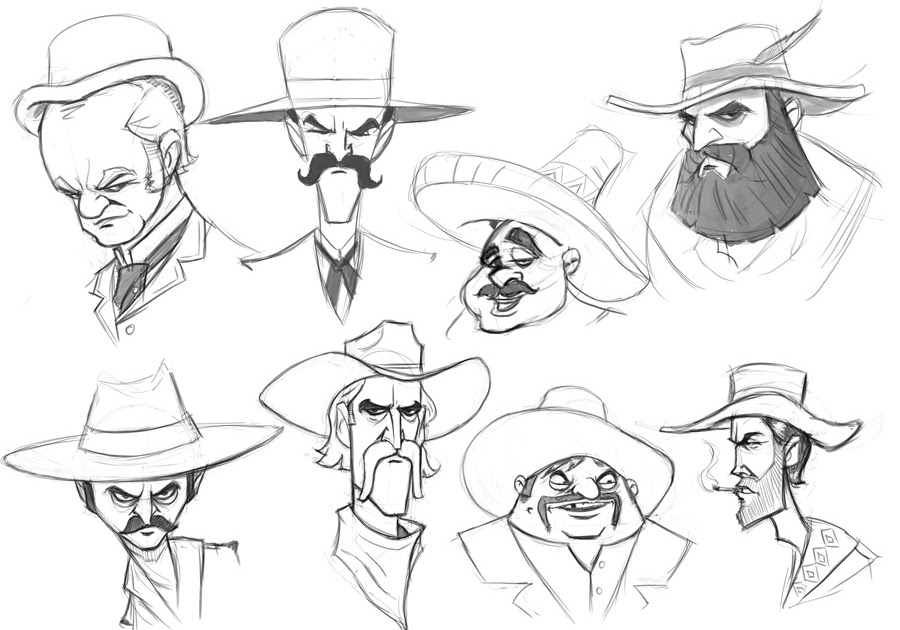 Fundamentals Of Character Design Class With David Colman : Art of luis f sanchez intro to character design