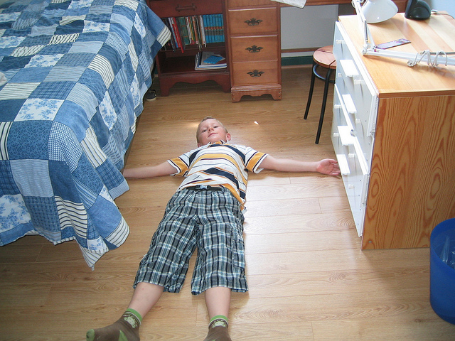 Hygienic Laminate Flooring