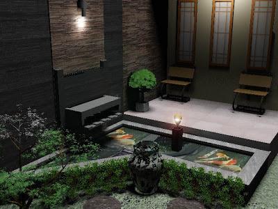 desain kolam ikan di lingkungan rumah   mancing info