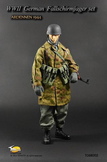 Toyhaven Preview Toys City 68002 1 6 Wwii Ardennen 1944