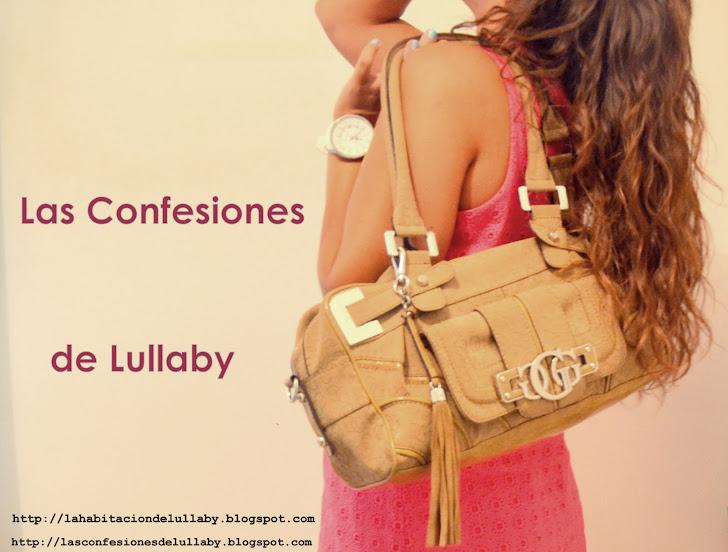Las confesiones de Lullaby
