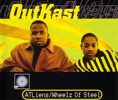 Outkast – ATLiens / Wheelz Of Steel (CDS) (1997) (320 kbps)