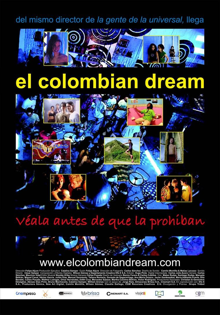 Colombian Dream (2006) – Latino Online