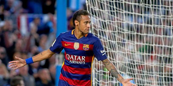 Qatar presiona al Barça con la amenaza de Neymar