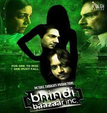 Watch Bhindi Baazaar Inc (2011) Hindi Movie Online