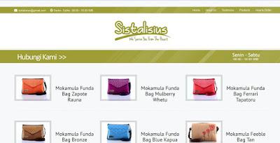 Mokamula Handmade Sistalisius.com