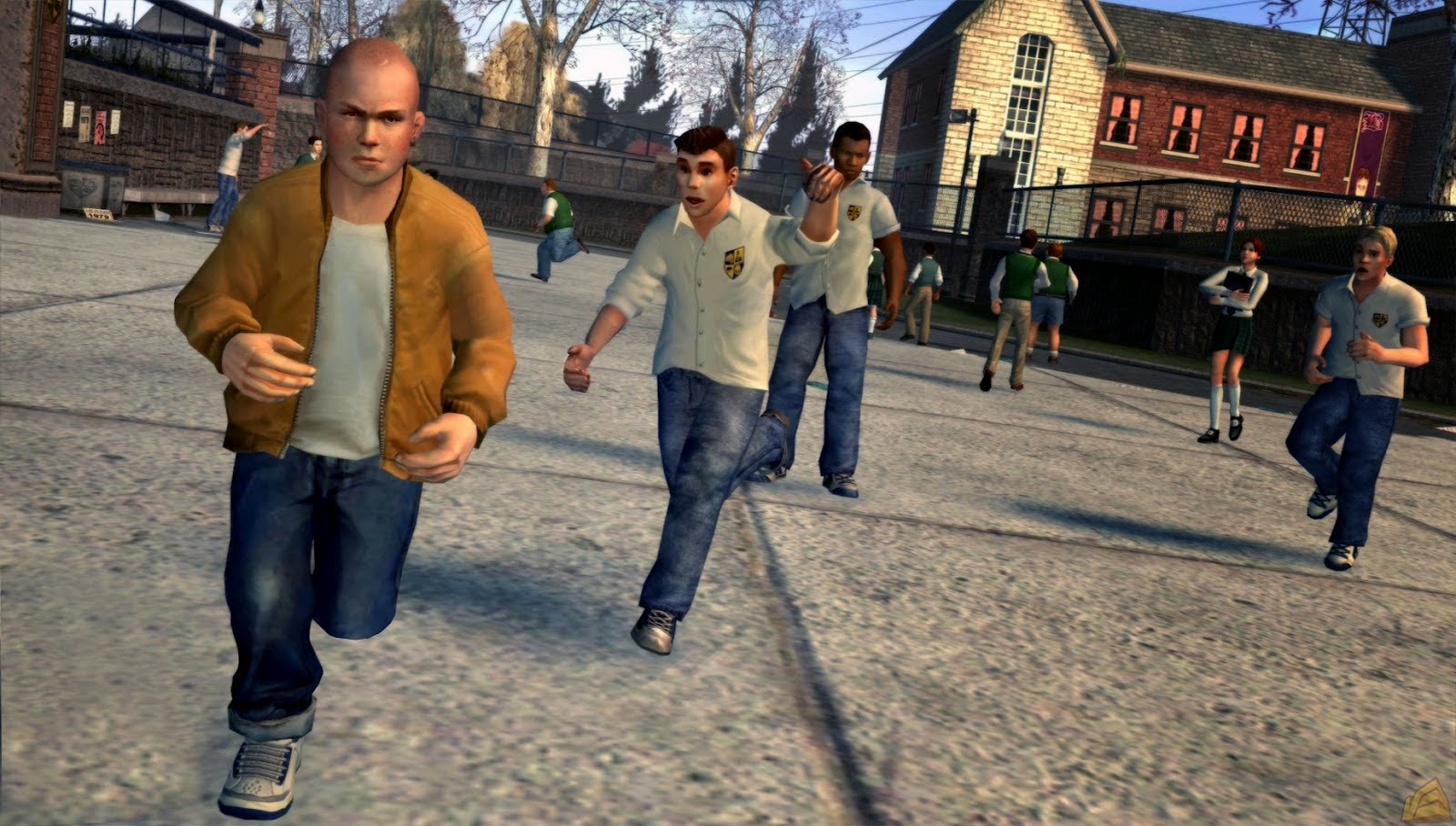 Download Game Bully Schoolarship Edition RIP Version