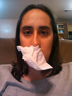 post sinus surgery