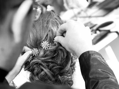 Recogidos, estilistas de novias,