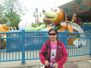 Paris Disneyland Walt Disney Studios