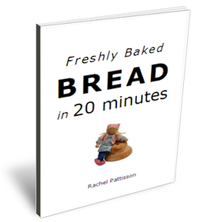 homemade bread in 20 minutes