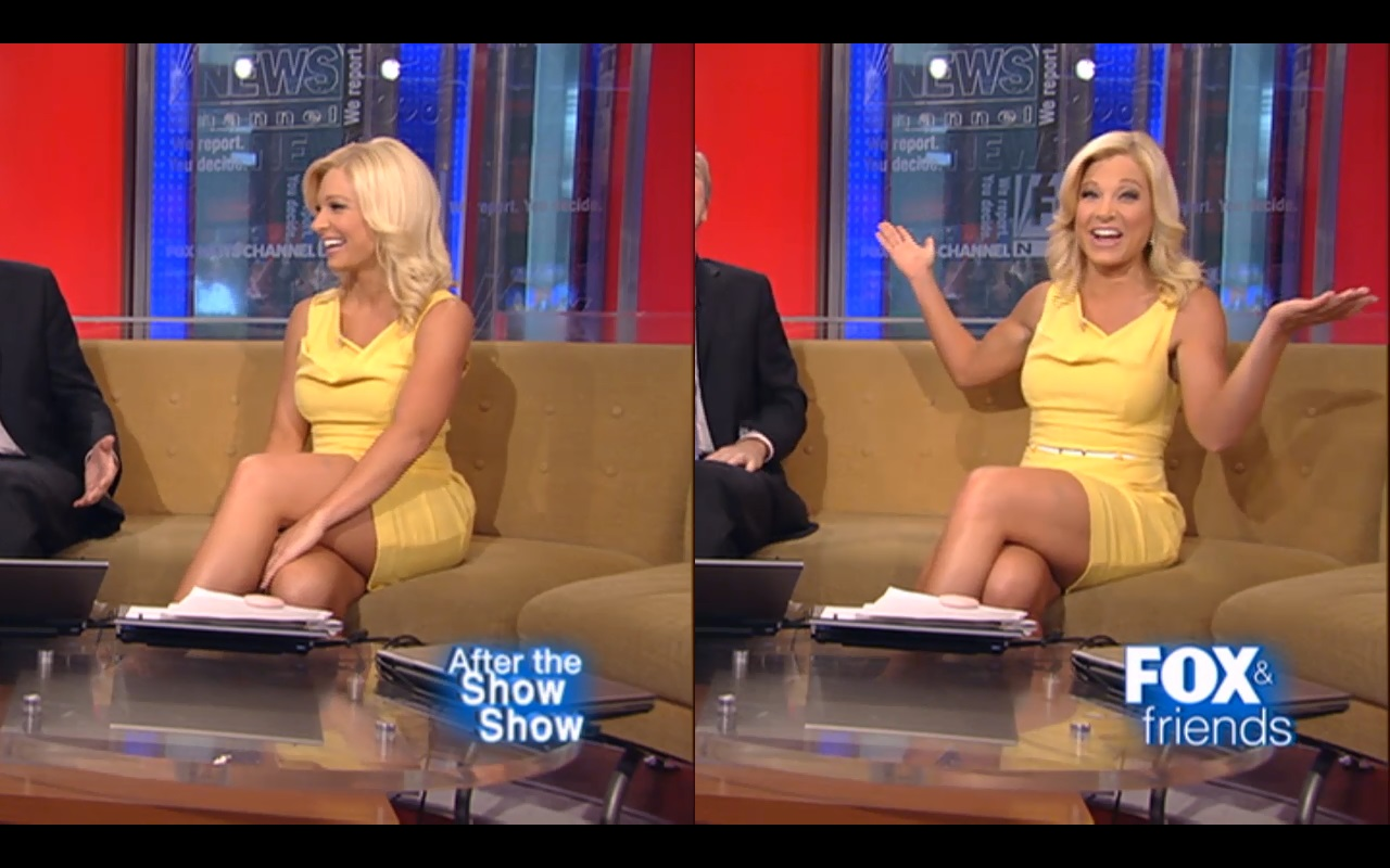 Reporter101 Blogspot: Elisabeth Hasselbeck and the Fox ...