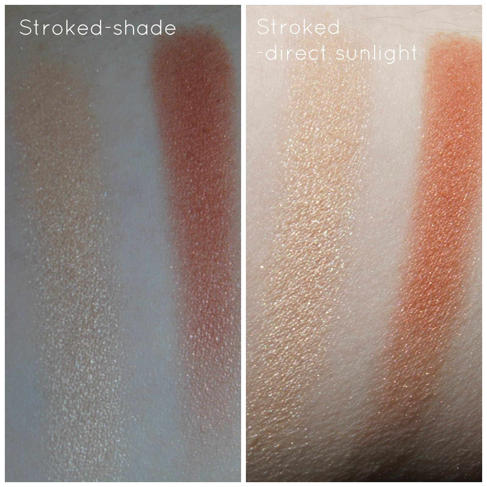 Tom Ford Fall 2014 Stroked swatches