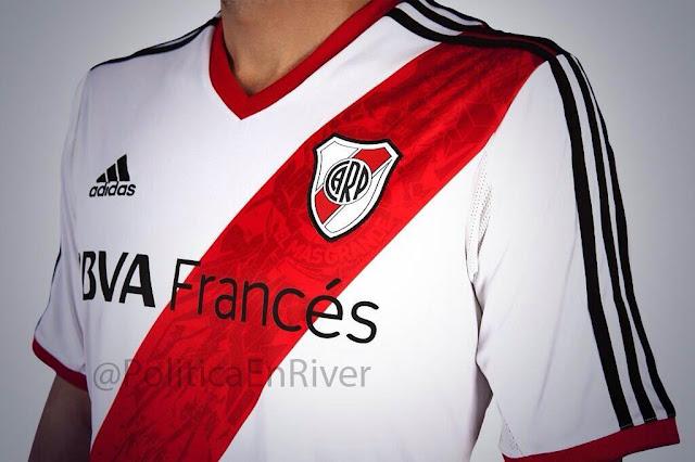 Camiseta, Camiseta Titular, River Plate, Club Atletico River Plate, Temporada 2013 2014