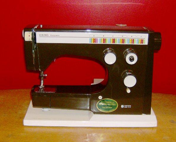 Vintage Viking Sewing Machine