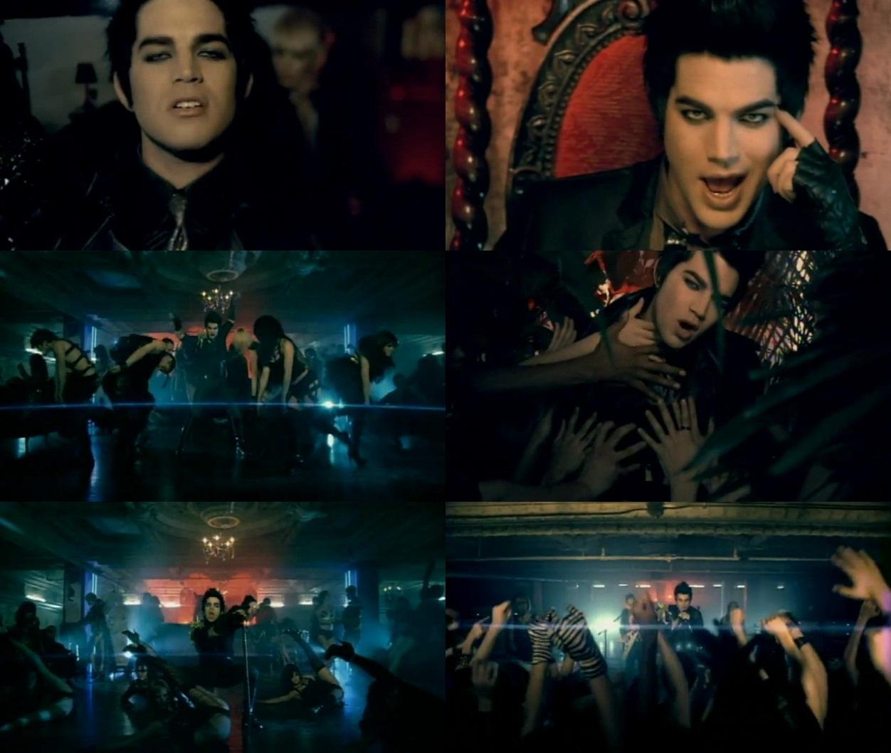 Videography HD Videos Adam Lambert For Your Entertainment