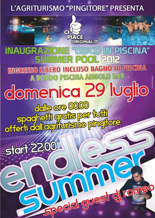 EVENTO SUMMER 2012