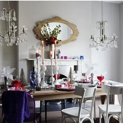 Karácsonyi dekoráció: ebédlő ötletek  Inspirációk Csorba ...