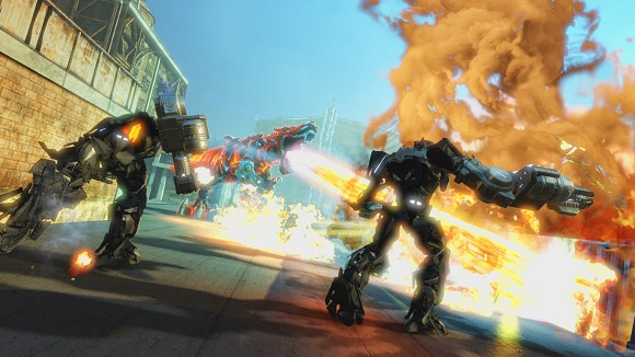 Transformers Rise of the Dark Spark PC Screenshot 5 Transformers Rise of the Dark Spark FLT