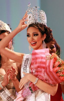 Miss Peru Universe 2011
