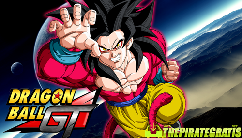 Download Dragon Ball GT Completo Dublado Torrent