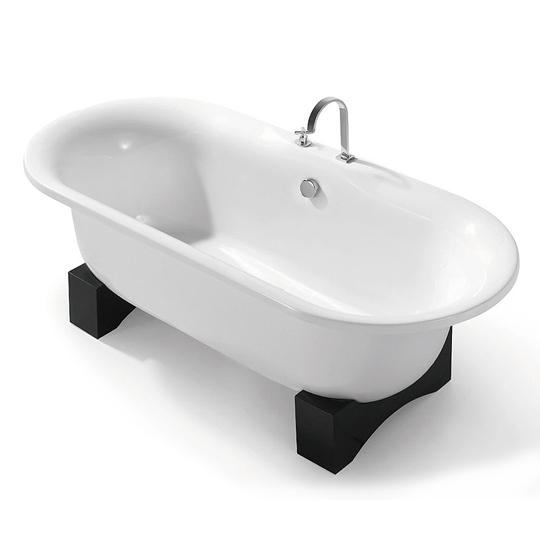 double ended cradle bath