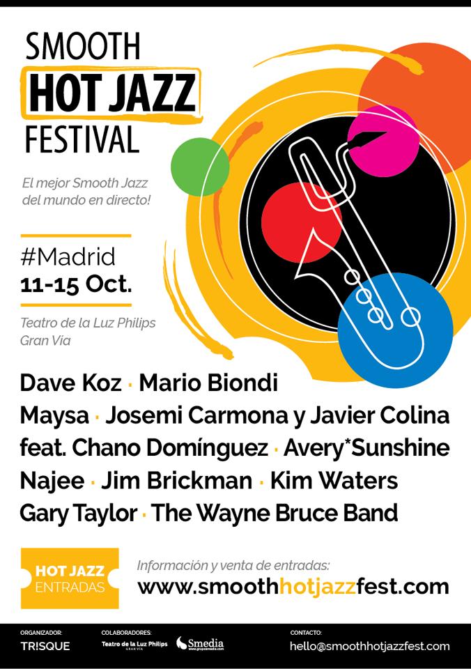 Octubre en Madrid