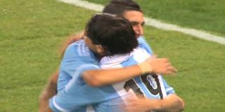 تحميل اهداف ايطاليا والارجنتين الودية 2-1 للارجنتين