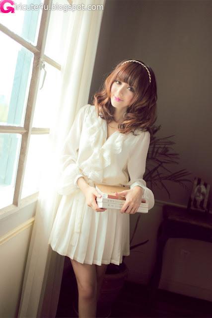 5 Wang Meng - Angel love-very cute asian girl-girlcute4u.blogspot.com
