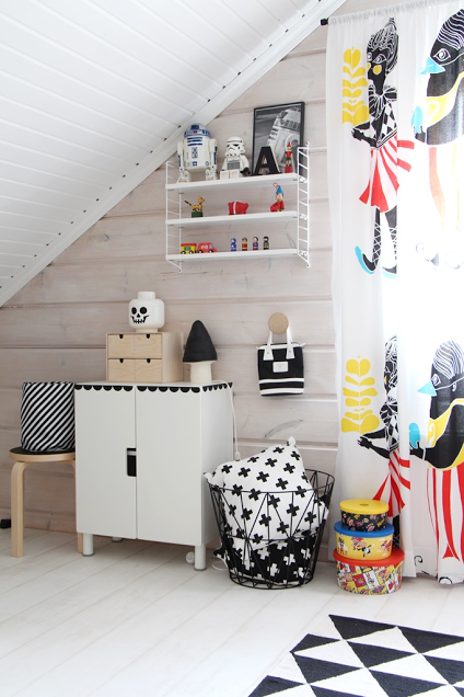 My Scandinavian Home A Finnish Space Fit For A Superhero