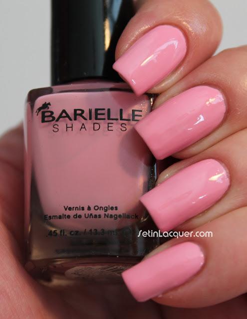 Barielle Summer Brights Collection - Pink Flip Flops